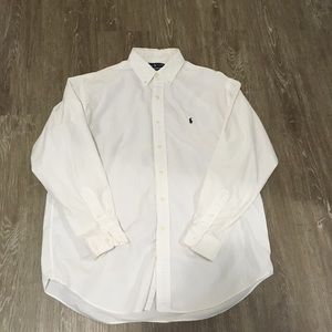 Ralph Lauren Polo Button Down. Size L